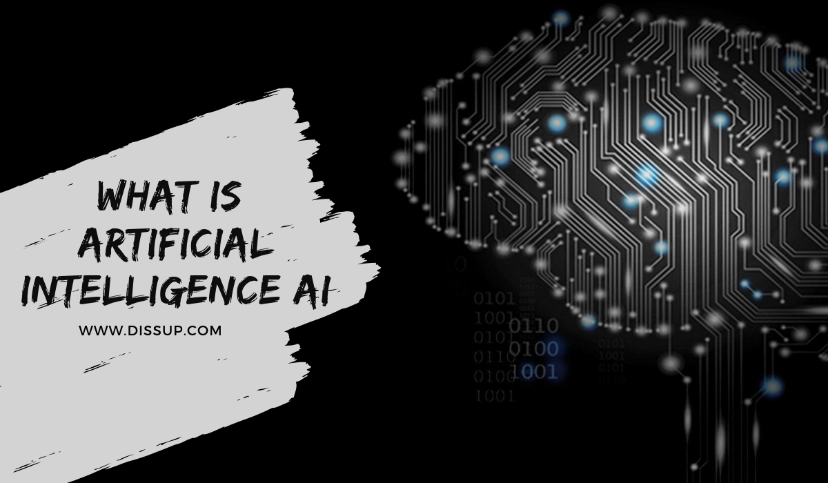 What Is Artificial Intelligence AI