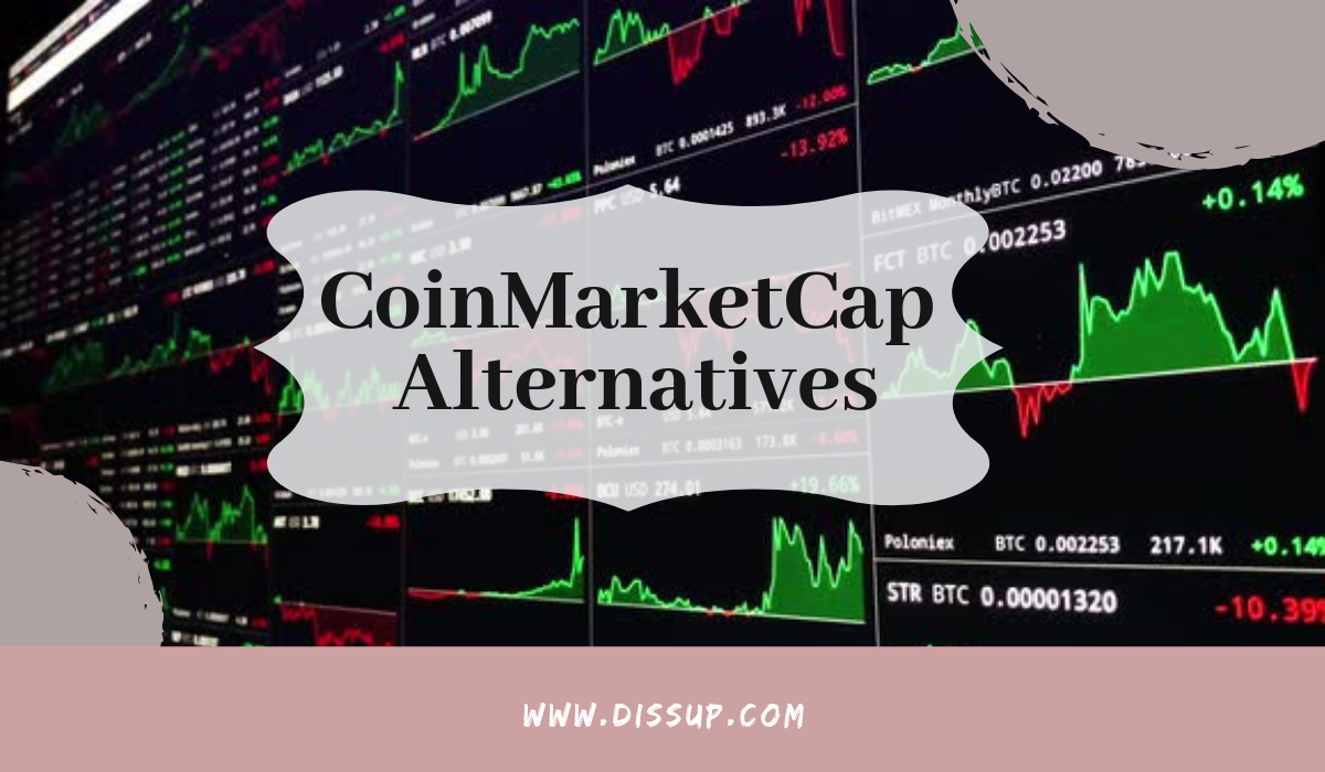 CoinMarketCap Alternatives