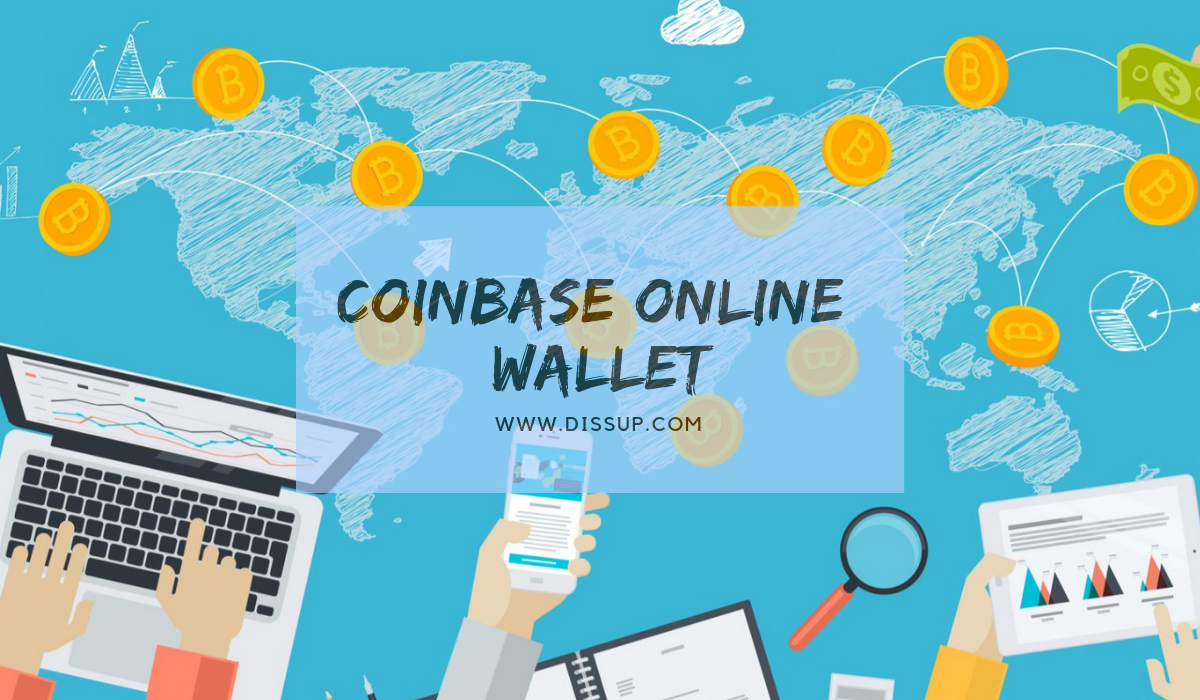 Coinbase Online Wallet