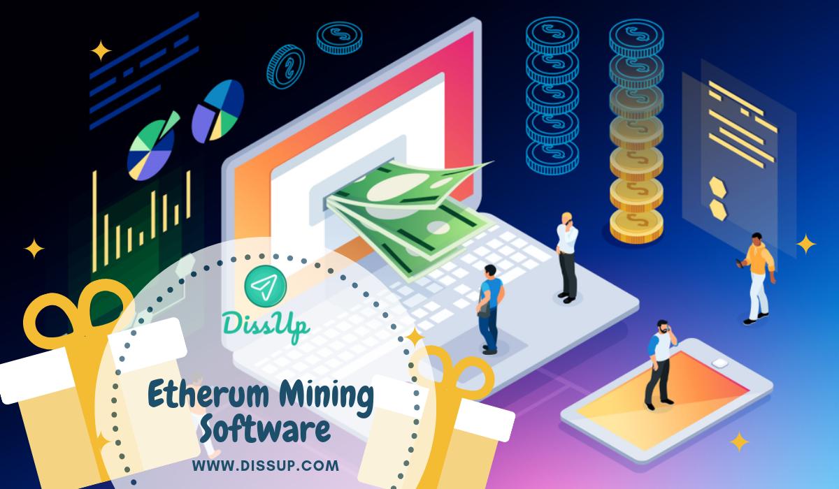 Etherum Mining Software