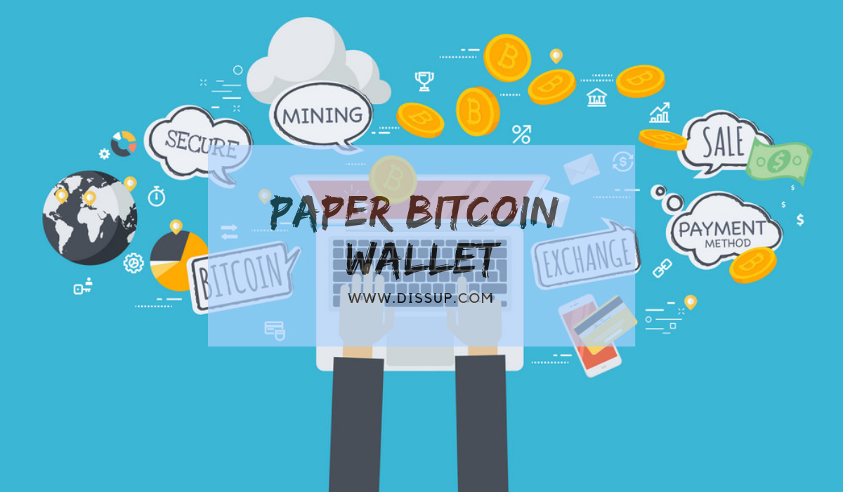 Paper Bitcoin Wallet
